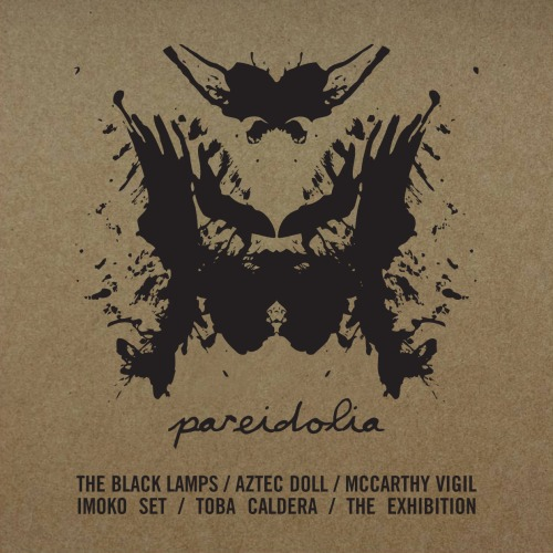 Pareidolia DIGITAL COVER